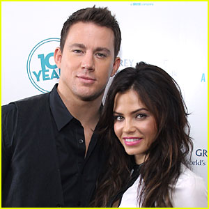 Channing Tatum & Jenna Dewan Expecting First Child!