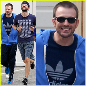 Chris Evans' Brother Scott Arrested in Undercover Drug Buy