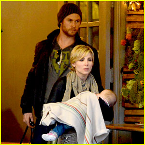 Chris Hemsworth & Elsa Pataky: Kreation Kafe with India!