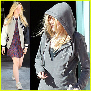 Dakota Fanning: I Told Kristen Stewart to Watch 'Duck Dynasty'!