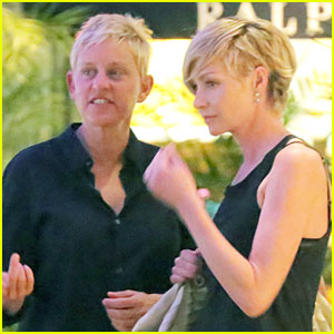 Ellen DeGeneres & Portia De Rossi: Holiday Jewelry Shopping!