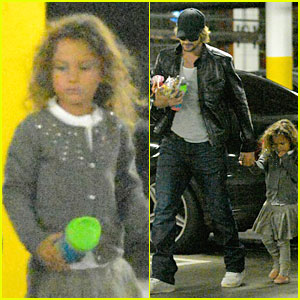 Gabriel Aubry's Reunion with Nahla!