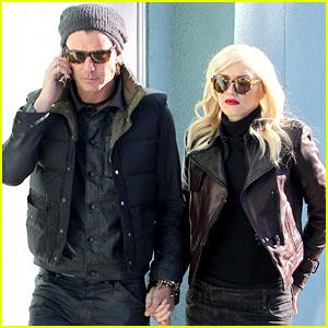 Gwen Stefani & Gavin Rossdale: Starbucks Sweethearts!