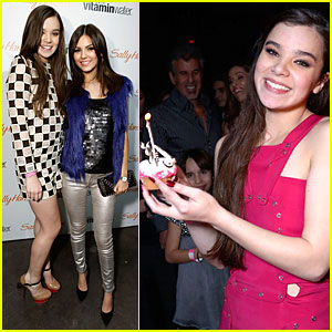 Hailee Steinfeld: Sweet 16 Celebration!