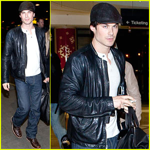 Ian Somerhalder: Happy Belated Birthday!