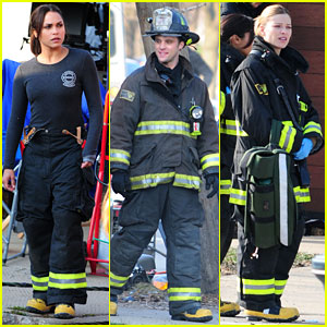 Jesse Spencer: 'Chicago Fire' Plane Crash!