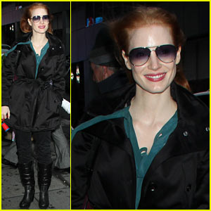 Jessica Chastain: Missing Three 'Heiress' Performances for Award Season