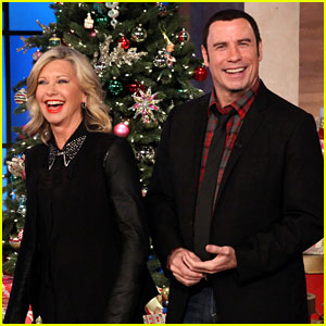 John Travolta & Olivia Newton-John Release New Music Video