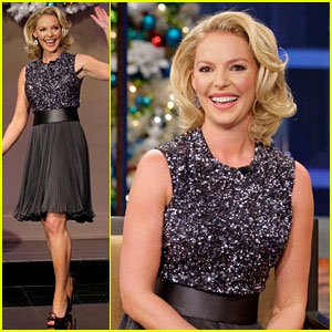 Katherine Heigl Talks Adopting Adalaide with Jay Leno