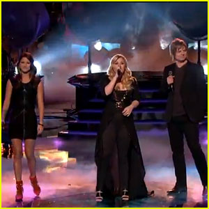 Kelly Clarkson: 'Catch My Breath' with Cassadee Pope & Terry McDermott!
