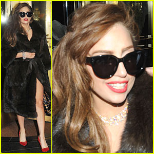 Lady Gaga Had a Life Dream to Sing with the Rolling Stones!