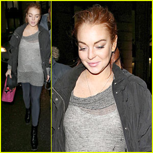 Lindsay Lohan: May Only Good Things Come This Year!