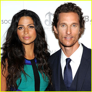 Livingston McConaughey: Matthew McConaughey & Camila Alves' Newborn Son's Name!