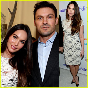 Megan Fox: March of Dimes 2012 with Brian Austin Green!