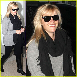 Michael Buble is Thrilled to Work with Reese Witherspoon!