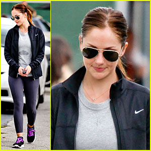 Minka Kelly: Is Mental Health Completely Ignored?
