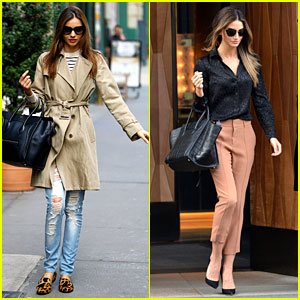 Miranda Kerr &#038; Lily Aldridge: VS Fashion Show Wins Ratings!