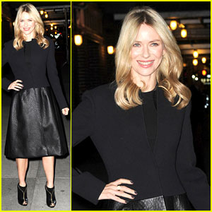 Naomi Watts: 'Late Night with David Letterman' Appearance!