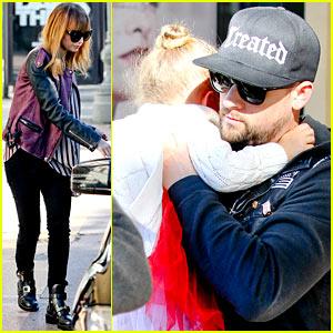 Nicole Richie: I Hate Anyone Who's Ever Upset Taylor Swift!