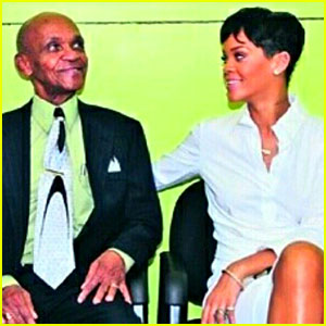 Rihanna: Gran Gran Dolly Memorial at Barbados Hospital