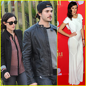 Rumer Willis: Mon Cheri Barbara Day Event!