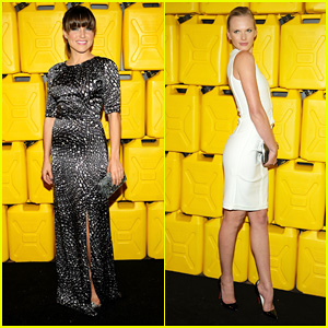 Sophia Bush & Anne V: 2012 Annual Charity Ball!
