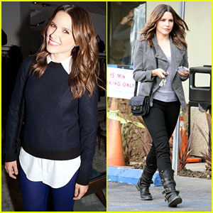 Sophia Bush: Monika Chiang Anniversary Celebration!