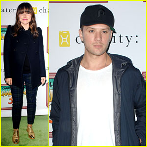 Sophia Bush & Ryan Phillippe: Charlie Ebersol Birthday Party!