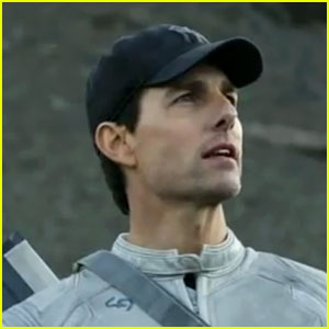 Tom Cruise: 'Oblivion' Trailer - Watch Now!