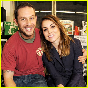 Tom Hardy & Noomi Rapace: 'Animal Rescue' Stars?