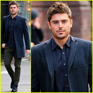 Zac Efron: 'Are We Officially Dating?' Set!