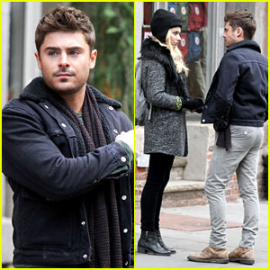 Zac Efron & Imogen Poots: 'Are We Officia