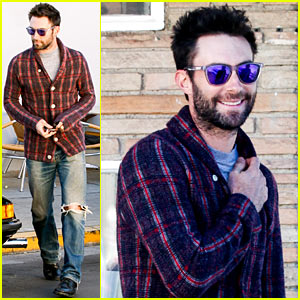 Adam Levine: Kmart Clothing & Accessories Line In the Works!