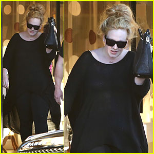 Adele: Next Step is Broadway & T.V.!