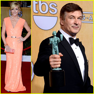 Alec Baldwin - SAG Awards 2013 Winner!