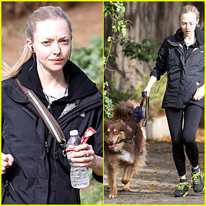 Amanda Seyfried: We All Have Sex! | Amanda Seyfried, Celebrity Pets
