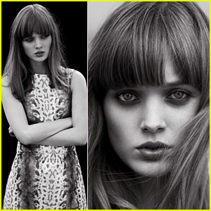 Bella Heathcote: 'V' Magazine Photo Spread (Exclusive)