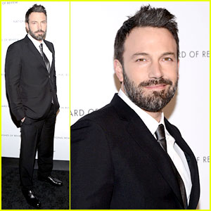 Ben Affleck - National Board of Review Awards Gala 2013