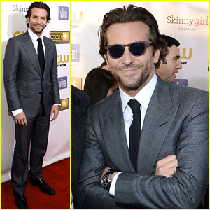 Bradley Cooper - Critics Choice Awards 2013 Red Carpet