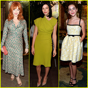 Christina Hendricks & Jessica Pare - AFI Awards 2013