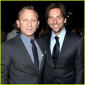 Daniel Craig & Bradley Cooper - NBR Awards Gala 2013