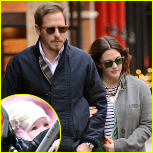 Drew Barrymore & Will Kopelman: Saturday Shopping with ...  Drew Barrymore ...