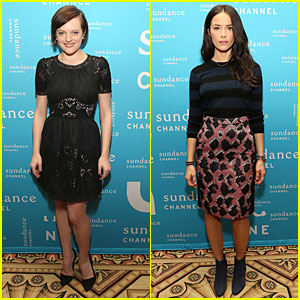 Elisabeth Moss: 'Top of the Lake' TCA Panel!