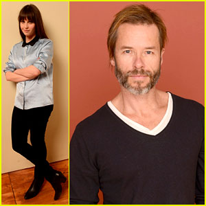 Felicity Jones &#038; Guy Pearce: 'Breathe In' at Sundance!