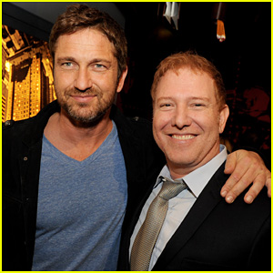 Gerard Butler: 'Movie 43' After Party!