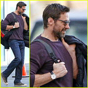 Hugh Jackman: 'Les Miserables' Director Wanted People to Think I Was Sick!