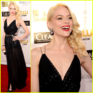 Jaime King - Critics' Choice Awards 2013 Red Carpet