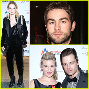 Jennifer Morrison & Chace Crawford: 'Picnic' Opening Night!