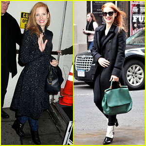 Jessica Chastain Joins 'Miss Julie' with Colin Farrell!
