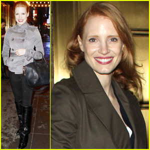 Jessica Chastain: My First Big Purchase Was a Couch!